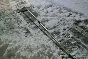 雪降ろし棒 おっとせいG