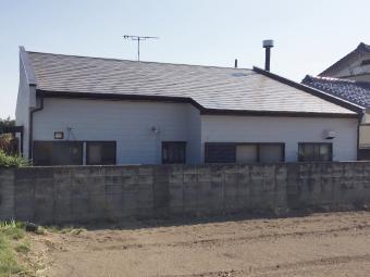 外壁屋根塗装完成後シュミレーション比較