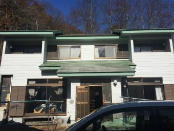 高崎市榛名町 屋根塗装 現地調査