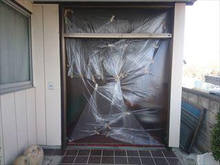 玄関扉マドリモ