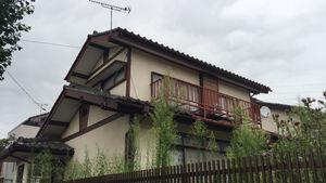 前橋市高花台 K様邸 外壁・屋根塗装工事前