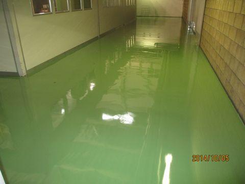 住宅塗装 アサヒペイント 塗り床