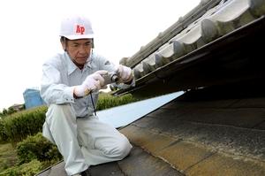 住宅塗装 アサヒペイント見積もり 調査