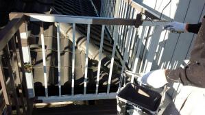 前橋市 住宅塗装 塗り替え 上塗り作業
