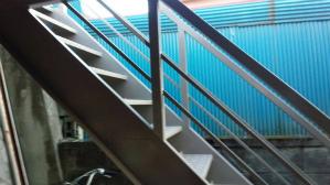 群馬 前橋 外壁塗装 階段塗装