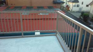 群馬 前橋 外壁塗装 手すり塗装