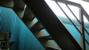 群馬県 前橋市 住宅塗装 階段完成