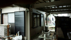 群馬県 前橋市 住宅塗装 車庫塗装完成