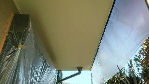 群馬県 前橋市 塗替えリフォーム 軒天塗装