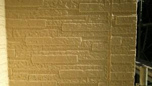 群馬 塗装 外壁 屋根 中塗りの色確認