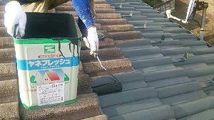 群馬 塗装 外壁 屋根 瓦塗装