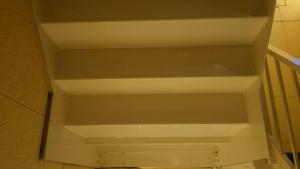 群馬 前橋 塗装工事 階段下塗り