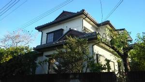 群馬 塗装 外壁 屋根 着工前u様