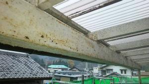 群馬 塗装 外壁 屋根 ベランダテラス