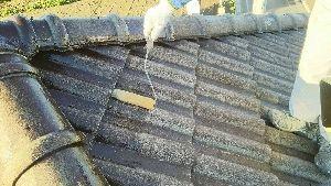 群馬県 前橋市 塗替えリフォーム 屋根下塗りシーラー