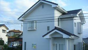 群馬県安中市N様邸 外壁屋根塗装完工