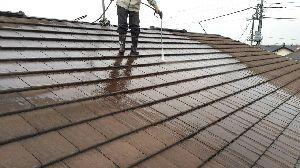 群馬県 住宅塗装 塗替え 屋根洗浄