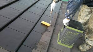 住宅塗装 群馬県 前橋市 屋根塗装