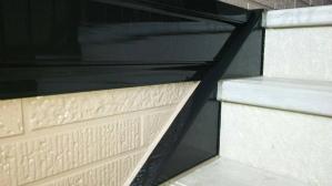 群馬県 前橋市 住宅塗装 鉄骨階段塗装