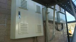 群馬県 前橋市 住宅塗装 電器ボックス塗装