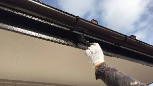 群馬県 前橋市 外壁塗装 破風板塗装