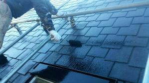 群馬 前橋 富士見 屋根塗装
