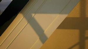 群馬 外壁塗装 住宅の塗装 破風板下塗り
