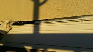 前橋 富士見 外壁塗替え 水切塗装