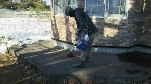 群馬 前橋 塗替え 清掃