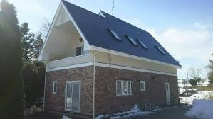 前橋 富士見 塗替えリフォーム 住宅塗装完成