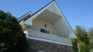 群馬 前橋 お家の塗替え 外壁塗装完成