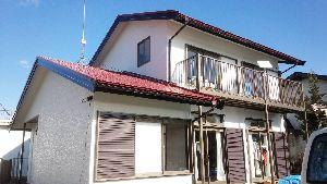 群馬県 前橋市 住宅塗装 完成写真