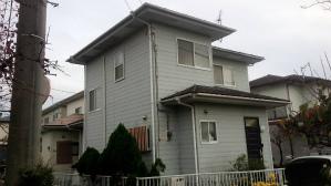 群馬 高崎 上佐野 外壁屋根塗装前