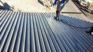 群馬 前橋 工場塗装 洗浄作業