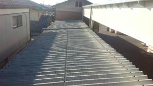 群馬 前橋 工場塗替え 屋根塗装