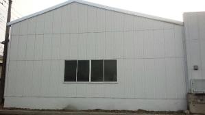 前橋 屋根塗装 工場塗装 足場解体
