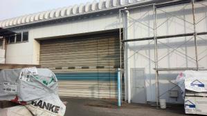 群馬 塗装 工場塗装 足場組立