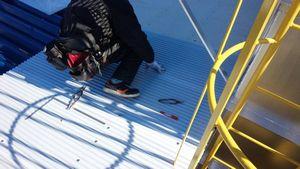 群馬 塗装 工場塗装 波板交換