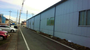 前橋 塗装 工場塗装 外壁塗装完成