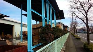 前橋 塗装 工場塗装 鉄骨塗装完成