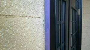 群馬 前橋 塗装 サッシまわり補修