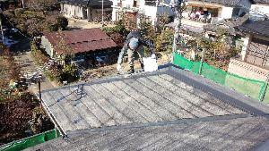群馬 前橋 家のぬりかえ 屋根塗装