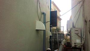群馬 前橋 塗装 住宅塗装完成