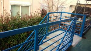 群馬 前橋 塗装 階段塗装完成
