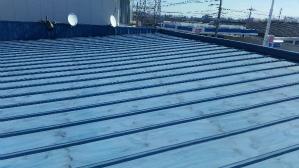 群馬 塗装 住宅塗装 屋根ケレン作業