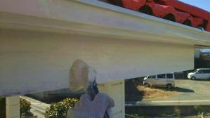 群馬 前橋 塗装 破風板塗装
