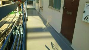 群馬 前橋 塗装 床防水工事