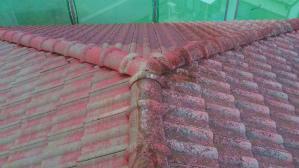 群馬 塗装 屋根塗装 洗浄作業