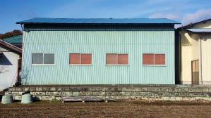 塗装 前橋 群馬 倉庫外壁塗装前