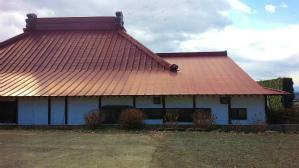 前橋 屋根塗装 群馬 お寺塗装前
